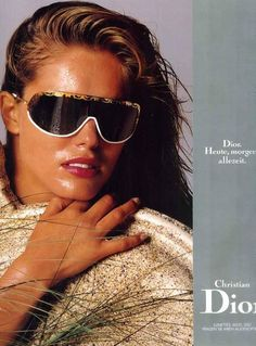 Chrisitan Dior lunettes de soleil 2501 sunglasses vintage