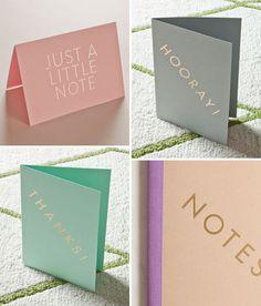 StudioSarah Cards, Notebooks & Paper   @Kristen Magee.com
