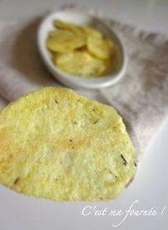 C'est ma fournée !: Le bon plan pour l'apéro : les chips...au micro-onde !