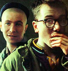 Gary Oldman  Tim Roth in 'Meantime' (1983)