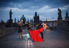 Best pre wedding photos from Prague