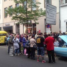 Midsommar auf der Lorettostrasse :-)