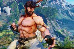 Lumbersexual, Bearded Ryu Will Sexually Awaken Your Fighting Spirit