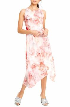 BUY WALLIS Pastel Rose Handkerchief Hem Dress online now, For everyday savings on a wide selection of WALLIS Pastel Rose Handkerchief Hem Dress. Rose Pink Dress, Pink Chiffon Dress, Ruffle Dress, Women's Fashion Dresses, Dress Outfits, Frilly Dresses, Pastel Dresses, Handkerchief Hem Dress, Fit N Flare Dress