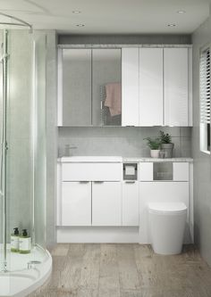 Lucia White Gloss is such a stunning choice of finish and door style for bathroom furniture. its stylish, clean, fresh and contemporary. Not only does this stunning finish look great, it's versatile too and will work in any bathroom. Bathroom Furniture, Looks Great, Atlanta, Bathtub, It Is Finished, Cleaning, Doors, Fresh, Contemporary