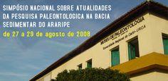Museu de palentologia, Santana do Cariri - CE