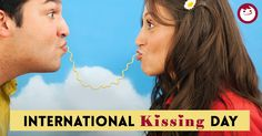 Today is International Kissing Day! Don't forgot to share some Maruchan noodles with that Special Someone <3