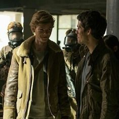 So sad that we won't see newt anymore