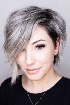 Bob Haircuts With Bangs picture2