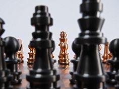 CHESS Set / Nobelwerk / Designed by Mario Wille / www.nobelwerk.de/index.php/en/chess