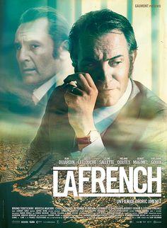 La French est un film de Cédric Jimenez avec Jean Dujardin, Gilles Lellouche. Synopsis : Marseille. 1975. Pierre Michel, jeune magistrat venu de Metz avec femme et enfants, est nommé juge du grand banditisme. Il décide de s'attaquer à