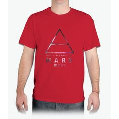 30 Seconds To Mars Universal - Mens T-Shirt