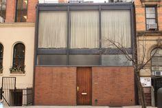 Rockefeller Guest House (Philip Johnson)