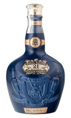 CHIVAS ROYAL SALUTE 21YO SCOTCH WHISKEY