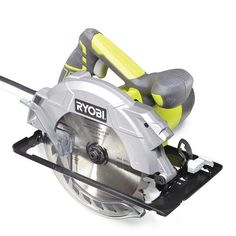 Ryobi CSB143LZK - Circular Saw Review: What are the Best Circular Saws? Get the guide: http://www.familyhandyman.comtools/circular-saws/circular-saw-review-what-are-the-best-circular-saws