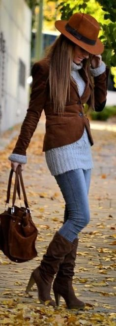 Street Chic…Head to toe - FAB!!!