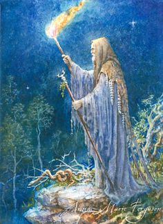 Myrddin & Merlin: A Guide to the Early Evolution of the Merlin Legend - http://www.arthuriana.co.uk/n&q/myrddin.htm