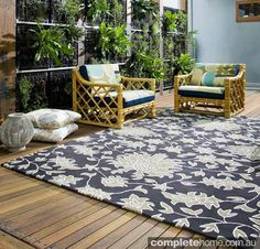 Softening outdoor spaces