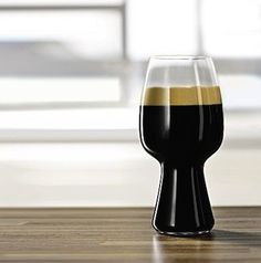 Spiegelau Stout glass - $24.90 for a set of two Supposedly this glass helps emphasize the rich chocolate-y/coffee tones of stout beer. Sign me up!