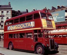 London Transport OLD577 August 1964 | Route 38 out of Leyton… | Flickr