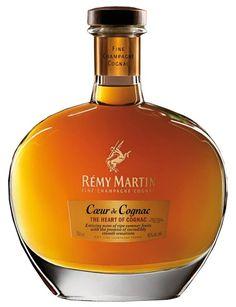 Rémy Martin - The Heart of Cognac Fun Drinks, Alcoholic Drinks, Cocktails, Drinks Alcohol, Liquor Bottles, Perfume Bottles, Brandy Liquor, Cognac Drinks, Vodka