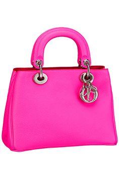 Christian Dior - Spring, Summer 2013 Lady Dior Handbags