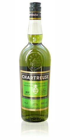 Chartreuse verte - Pères Chartreux - #liqueur #plantes - #voiron, #isere (Rhône-alpes) - 70 cl - vol. 55%