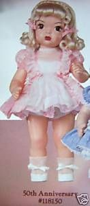 I wanted a Teri Lee doll so bad when I was a little girl.  I remember the Christmas I got her when I least expected it!  I loved this doll.