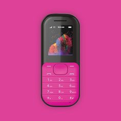 CMF we like / Mobile Phone / Pink / Curved surface / at Scoop pink