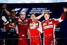 Vettel e Ferrari, sognare non è un'utopia