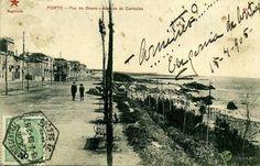 Avenida dos Carreiros na Foz do Douro