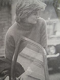 6 Feb 1981 (unconfirmed date) Lady Diana Spencer