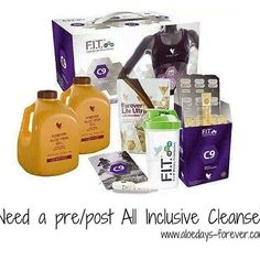 Clean 9 Pack Contents: The pack contains everything you need to successfully lose weight which includes: Pack contains: 2 x 1 litre bottle Forever Aloe Vera Gel 1 x Forever Lite Ultra with Aminote… Forever Living Clean 9, Forever Living Business, Forever Living Products, 9 Day Cleanse, Cleanse Your Body, Clean9, Cleanse Program, Nutritional Cleansing, Shake Diet
