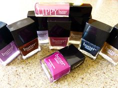 Buy one get one offer on Butter London polishes at Ulta today! Go try them out if you haven't already!