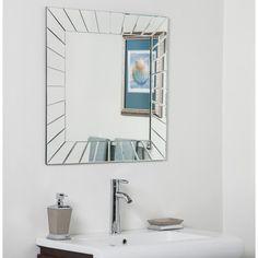 Found it at Wayfair - Norway Bathroom Wall Mirror