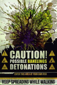 Baneling Detonations