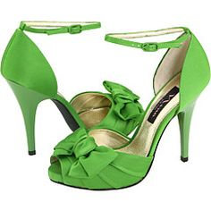 party shoes - I can't do heals without hurting my self or other around me, but I still LOVE them,