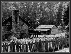 Pioneer Farm - Wyoming County, West Virginia