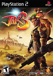 Sony Play Station 2 PS2 Game Jak 3 New Sealed $12.95