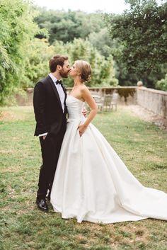 Cau De Lartigolle Gers Destination Wedding Ovias