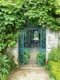 rousham gardens by found and sewn via Flickr & Vista begun by Bridgeman and perfected by Kent. A sublime garden in ...