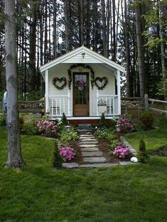 Would make a lovely wedding chapel.