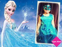 Για παγωμένες .. βασίλισσες!! Elsa, Disney Characters, Fictional Characters, Diy Crafts, Disney Princess, Diy Home Crafts, Fantasy Characters, Crafts, Diy Projects