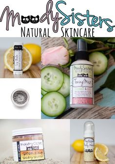 Spring Favorites from Moody Sisters Skincare