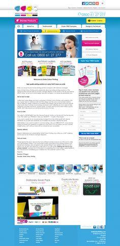 Voor posters, flyers en allerhande promotiematerialen is Smile Colour Printing. Bekijk ons gehele portfolio op http://moonshots.nl