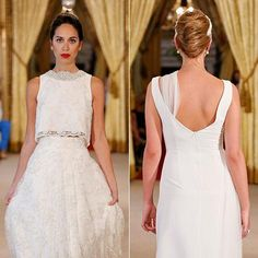 Cuatro estilos diferentes de peinados tendencia para novias   Decoración de Uñas - Manicura y Nail Art