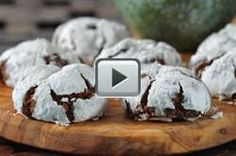 Chocolate Crinkles - Joyofbaking.com