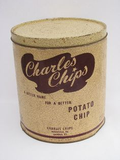 The Charlie Chip Man! Best chips ever!