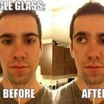 Google Glass antes y después