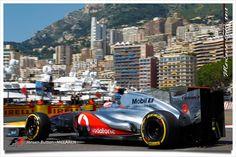 Monaco GP - Jensen Button